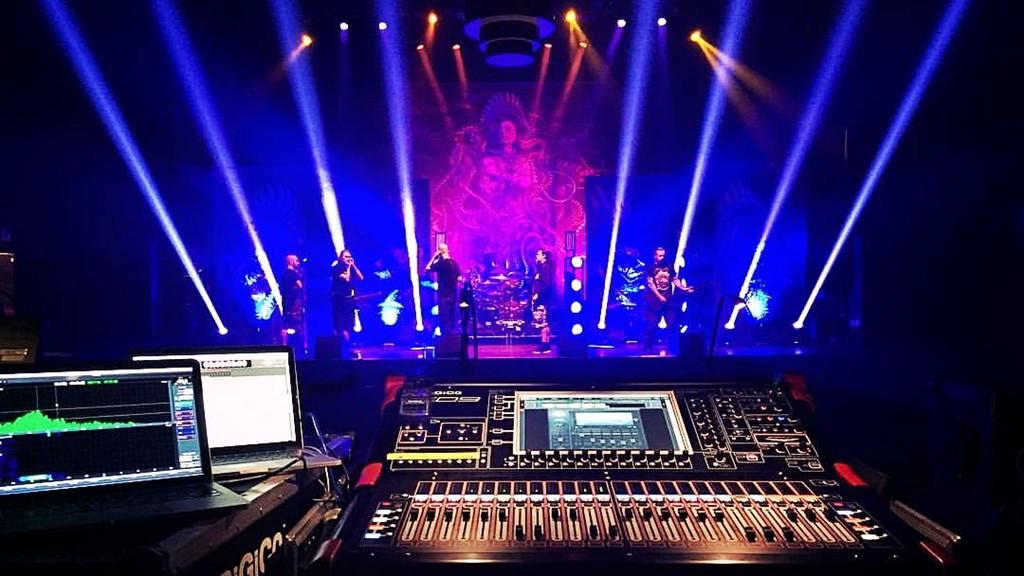 Sound Media concert at Disney World Florida