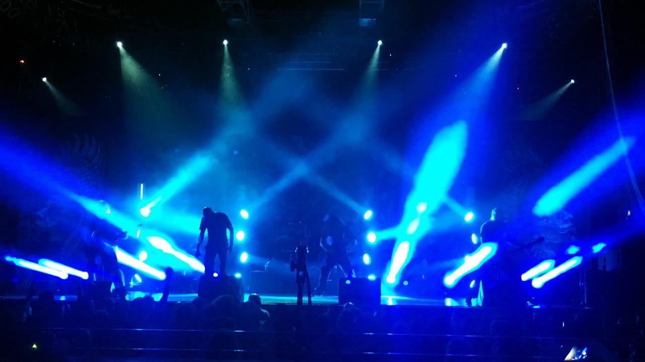 Sound Media Heavy Metal Concert Orlando Florida