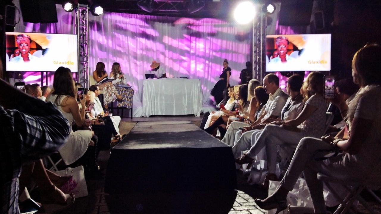 Sound Media soundmediaone.com, Fashion show City of Delray Beach