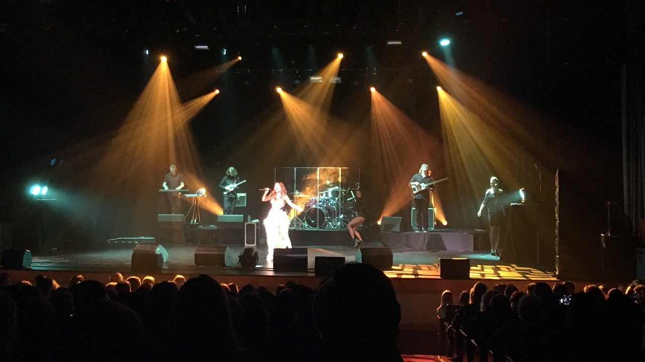 Sound Media Concert at Littman Theater