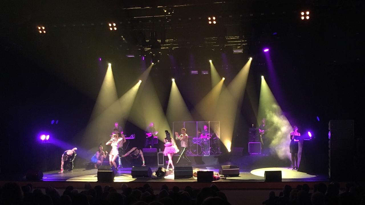 Sound Media Live Concert Performance Miami Florida